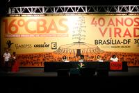 Brasília recebe o 16º Congresso Brasileiro de Assistentes Sociais