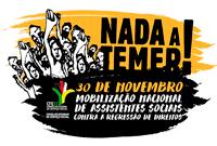 Acompanhe as ações da campanha Nada a Temer: assistentes sociais contra a regressão de direitos!