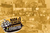 Assistentes sociais de todo o Brasil dizem não à regressão de direitos!