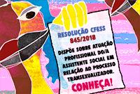 CFESS publica resolução sobre o trabalho de assistentes sociais no processo transexualizador