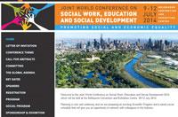 Conferência Mundial de Serviço Social 2014