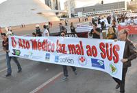 Nota do Conselho Federal de Serviço Social sobre a manutenção dos vetos ao Ato Médico