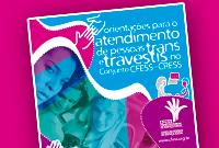 CFESS lança documento com orientações para atendimento de pessoas trans e travestis