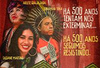 Questão indígena também é assunto para assistente social