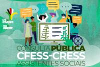 Participe da  Consulta Pública para a agenda de ações CFESS-CRESS!