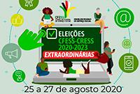 Assistente social, vêm aí as eleições extraordinárias CFESS-CRESS