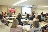 CFESS se reúne em Brasília com agentes fiscais