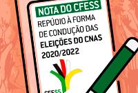 CFESS se manifesta sobre as eleições do Conselho Nacional de Assistência Social