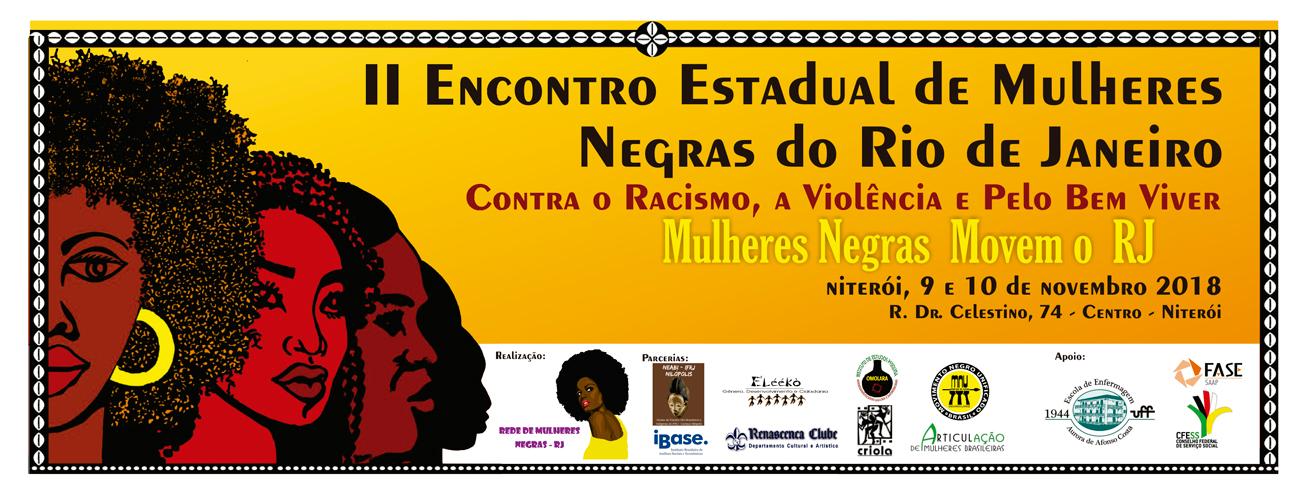 Imagem mostra ilustração de quatro mulheres negras, reforçando a importância da organização coletiva contra o racismo