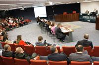 CFESS defende a equidade no SUS em audiência pública no Supremo Tribunal Federal