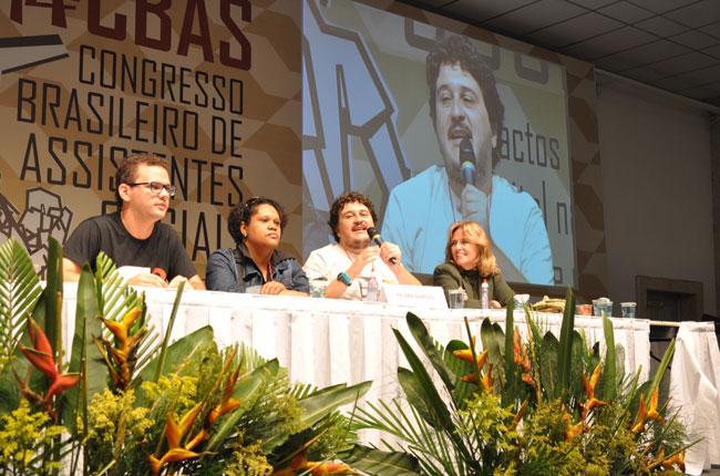 Entidades organizadoras do CBAS avaliaram o evento (foto: Rafael Werkema)