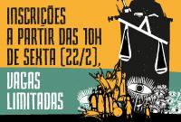 Inscrições para o Seminário sobre o sociojurídico começam na sexta (22/2)