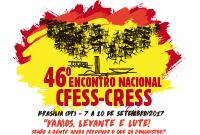 Conjunto CFESS-CRESS realiza o 46º Encontro Nacional