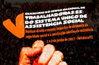 Vem aí o 5º Seminário do Fórum Nacional de Trabalhadores/as do Suas