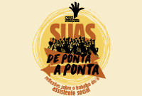 Projeto 'SUAS de ponta a ponta' ocorrerá em Belém e em Belo Horizonte