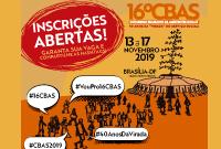 #VouPro16CBAS: inscrições abertas!