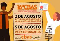 16º CBAS: palestrantes mandam seu recado