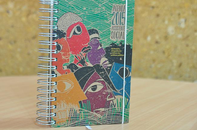 Agenda Assistente Social 2015 poderá ser adquirida a partir de janeiro