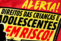 Assistente social diz não à redução da maioridade penal!