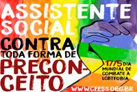 Hoje é o Dia Mundial de Combate à LGBTfobia