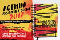 Chegou a Agenda Assistente Social 2017!