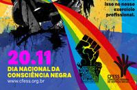 Hoje é o Dia Nacional da Consciência Negra, 20 de novembro!