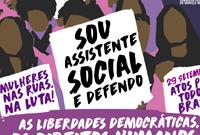 Movimento de Mulheres e Eleições 2018, tudo é assunto para assistente social!