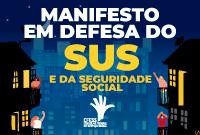 CFESS lança manifesto em defesa do SUS e da Seguridade Social