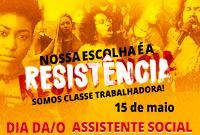 Nossa escolha é a resistência: somos classe trabalhadora!