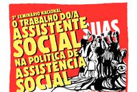 Seminário debaterá o trabalho da categoria na política de assistência social
