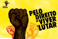 CFESS divulga 'Nota em defesa do direito de viver e lutar'