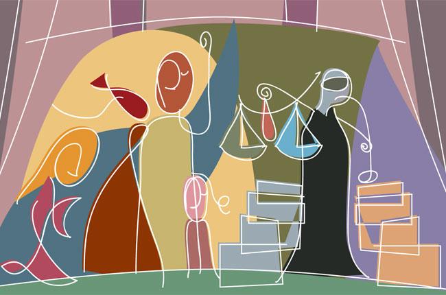 Arte ilustrativa (autor: Rafael Werkema)