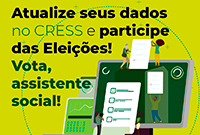 Confirmada inscrição de chapa para eleição do CFESS