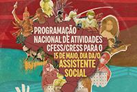 Vai ter muita atividade para celebrar o Dia da/o Assistente Social 2021