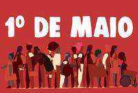 Primeiro de maio: somos assistentes sociais, somos classe trabalhadora!
