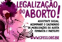 Frente pela Descriminalização das Mulheres e pela Legalização do aborto promove debates online sobre o tema