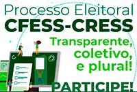 Transparência e pluralidade são marcas das Eleições CFESS-CRESS