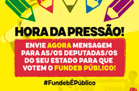 CFESS, CRESS e Abepss se mobilizam em defesa da Educação Pública