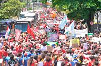 Novembro é tempo de ir pras ruas contra ataques e regressão de direitos sociais e trabalhistas pelo governo federal