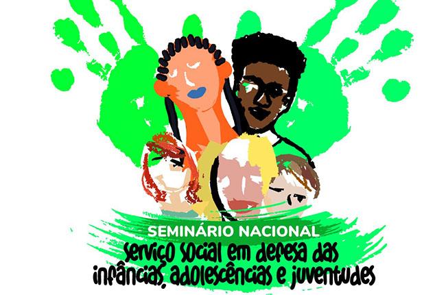 Inscreva-se para o Seminário Serviço Social em Defesa das Infâncias, Adolescências e Juventudes!