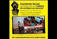 Assistente social: compartilhe sua história de combate ao racismo
