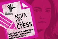 CFESS divulga nota de repúdio às declarações do presidente contra jornalista da Folha de SP