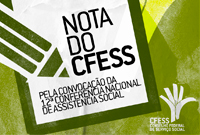 CFESS defende a convocação da Conferência Nacional de Assistência Social