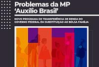 Nota pública do CFESS sobre o anúncio do 'Auxílio Brasil', programa de transferência de renda do governo federal