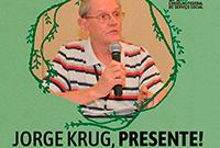 Professor Jorge Krug, presente!