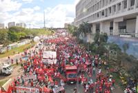 Brasília arde, mas população dá seu recado: fora Temer e contra a regressão de direitos