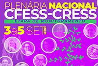 Com música e poesia, ocorre a Plenária Nacional CFESS-CRESS