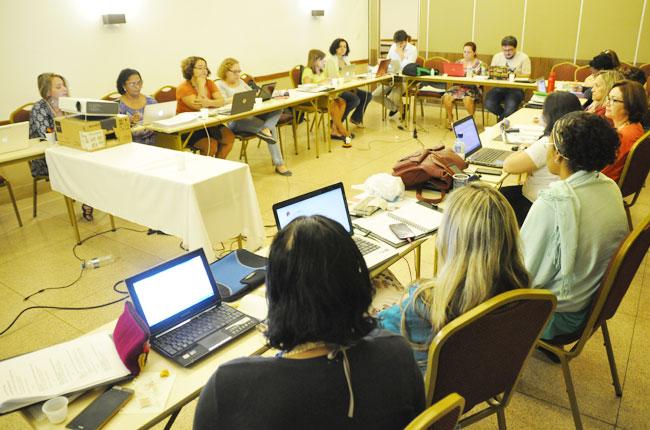 Gestão do CFESS reunida em Belo Horizonte para o Conselho Pleno
