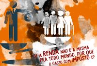 Participe da Campanha pela Redução da Desigualdade Social no Brasil