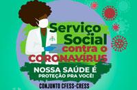 Coronavírus: nova gestão do CFESS participa de articulação por ampliação do auxílio-emergencial